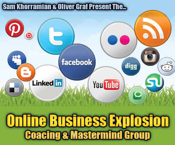 Online Marketing Training Coaching and Mastermind