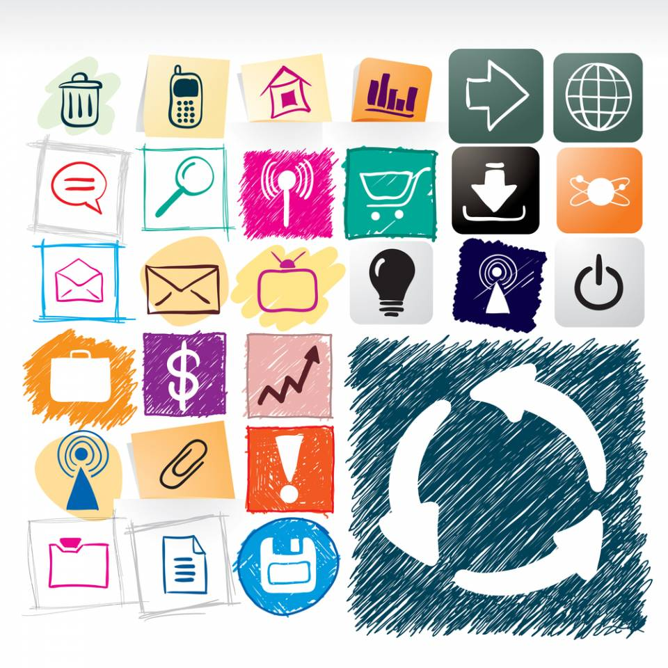 bigstock-Various-hand-drawn-icon-design-25047827